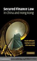 Secured Finance Law in China and Hong Ko
