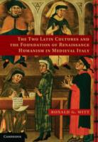 Two Latin Cultures and the Foundation of