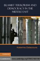 Islamist Terrorism and Democracy in the