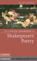 Cambridge Introduction to Shakespeare's