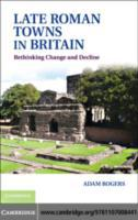 Bilde av Late Roman Towns In Britain