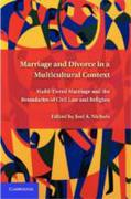 Marriage and Divorce in a Multicultural