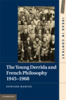 Young Derrida and French Philosophy, 194