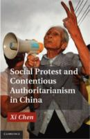 Social Protest and Contentious Authorita