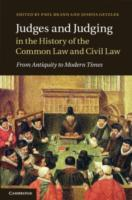 Judges and Judging in the History of the