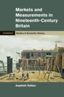 Bilde av Markets And Measurements In Nineteenth-c