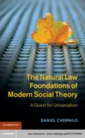 Natural Law Foundations of Modern Social