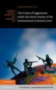 Crime of Aggression under the Rome Statu