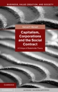 Capitalism, Corporations and the Social