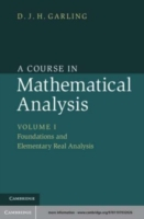 Course in Mathematical Analysis: Volume
