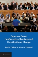Supreme Court Confirmation Hearings and