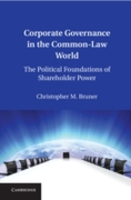 Corporate Governance in the Common-Law W