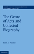Genre of Acts and Collected Biography