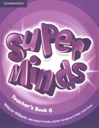 Super Minds Level 6 Teacher's Book