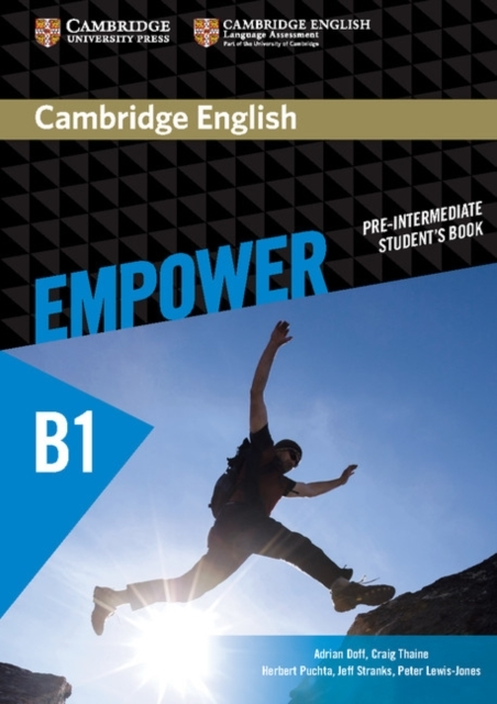 Cambridge English Empower Pre-intermedia