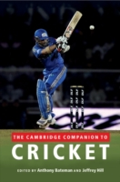Cambridge Companion to Cricket