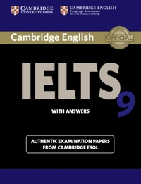 Cambridge IELTS 9 Student's Book with An