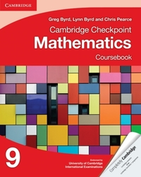 Cambridge Checkpoint Mathematics Courseb