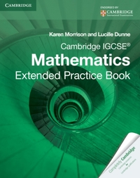Cambridge IGCSE Mathematics Extended Pra