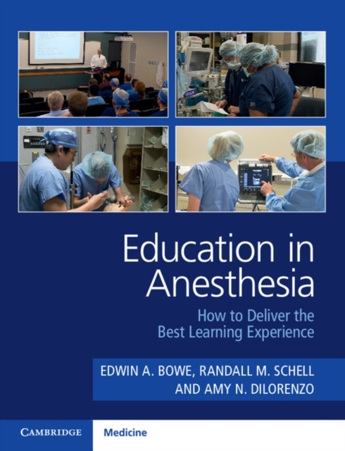 Education in Anesthesia