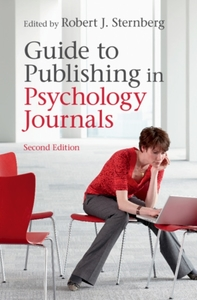 Guide to Publishing in Psychology Journa