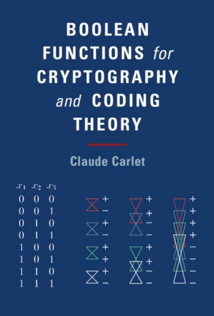 Bilde av Boolean Functions For Cryptography And C