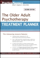 Older Adult Psychotherapy Treatment Plan