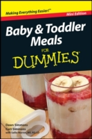 Baby and Toddler Meals For Dummies, Mini