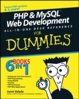 PHP and MySQL Web Development All-in-One