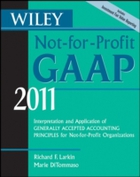 Wiley Not-for-Profit GAAP 2011
