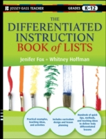 Differentiated Instruction Book of Lists