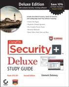 CompTIA Security+ Deluxe Study Guide Rec