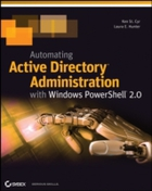 Automating Active Directory Administrati