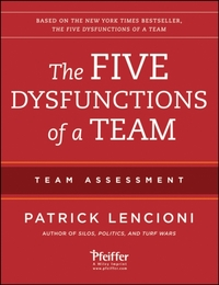 The Five Dysfunctions of a Team: Team As