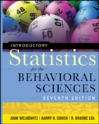 Introductory Statistics for the Behavior