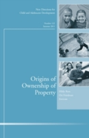 Origins of Ownership of Property