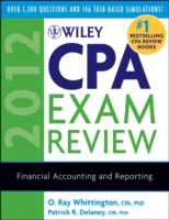 Wiley CPA Exam Review 2012, Financial Ac