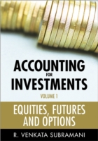 Accounting for Investments, Equities, Fu
