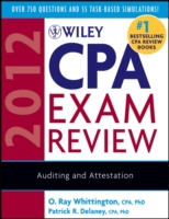 Wiley CPA Exam Review 2012, Auditing and