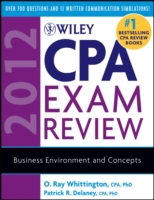 Wiley CPA Exam Review 2012, Business Env