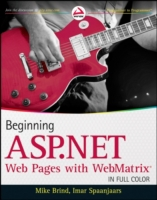 Beginning ASP.NET Web Pages with WebMatr