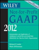 Wiley Not-for-Profit GAAP 2012