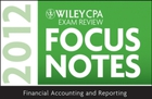 Wiley CPA Exam Review Focus Notes 2012,