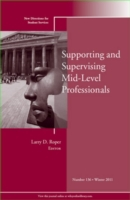 Supporting and Supervising Mid-Level Pro