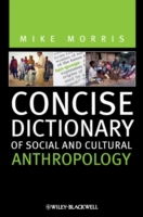 Concise Dictionary of Social and Cultura
