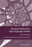 Research Methods in Sign Language Studie