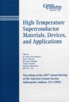 High-Temperature Superconductor Material