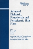 Advanced Dielectric, Piezoelectric and F