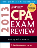 Wiley CPA Exam Review 2013, Auditing and