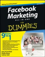 Facebook Marketing All-in-One For Dummie